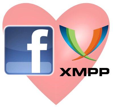 facebook+xmpp