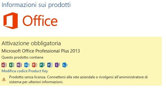 Microsoft Office non è attivato? Seguite questa semplice guida per ovviare al problema!
