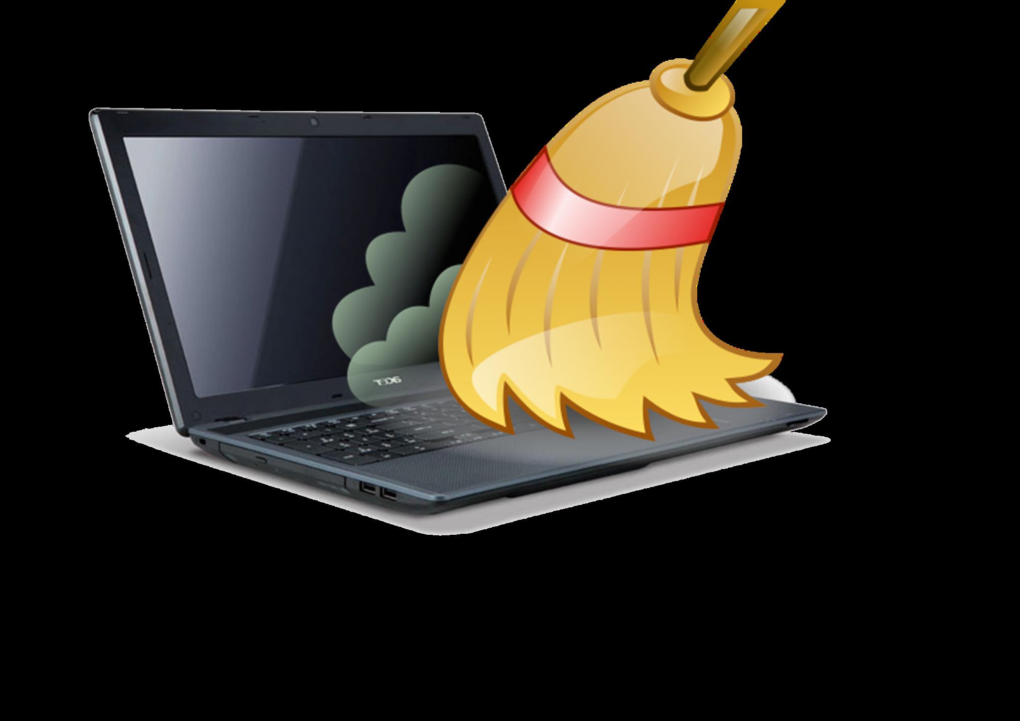 pulizia del proprio computer
