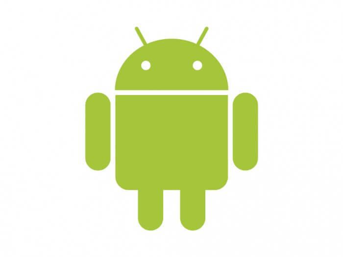 Bugdroid, la mascotte ufficiale di Android.