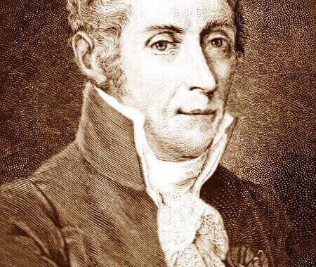Alessandro Volta, il fisico Italiano inventore della pila
