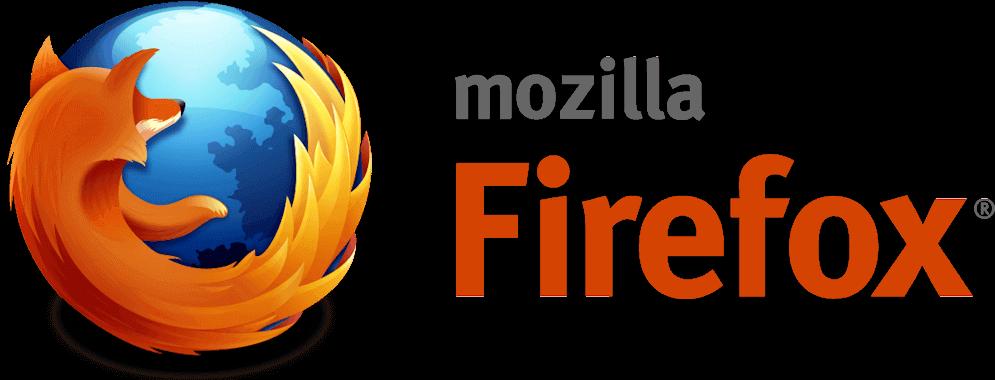 Il logo del browser web Mozzila Firefox.