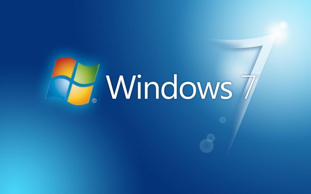 Windows 7, l'atteso sistema operativo della Microsoft che rimpiazzò finalmente il fallimento Windows Vista.