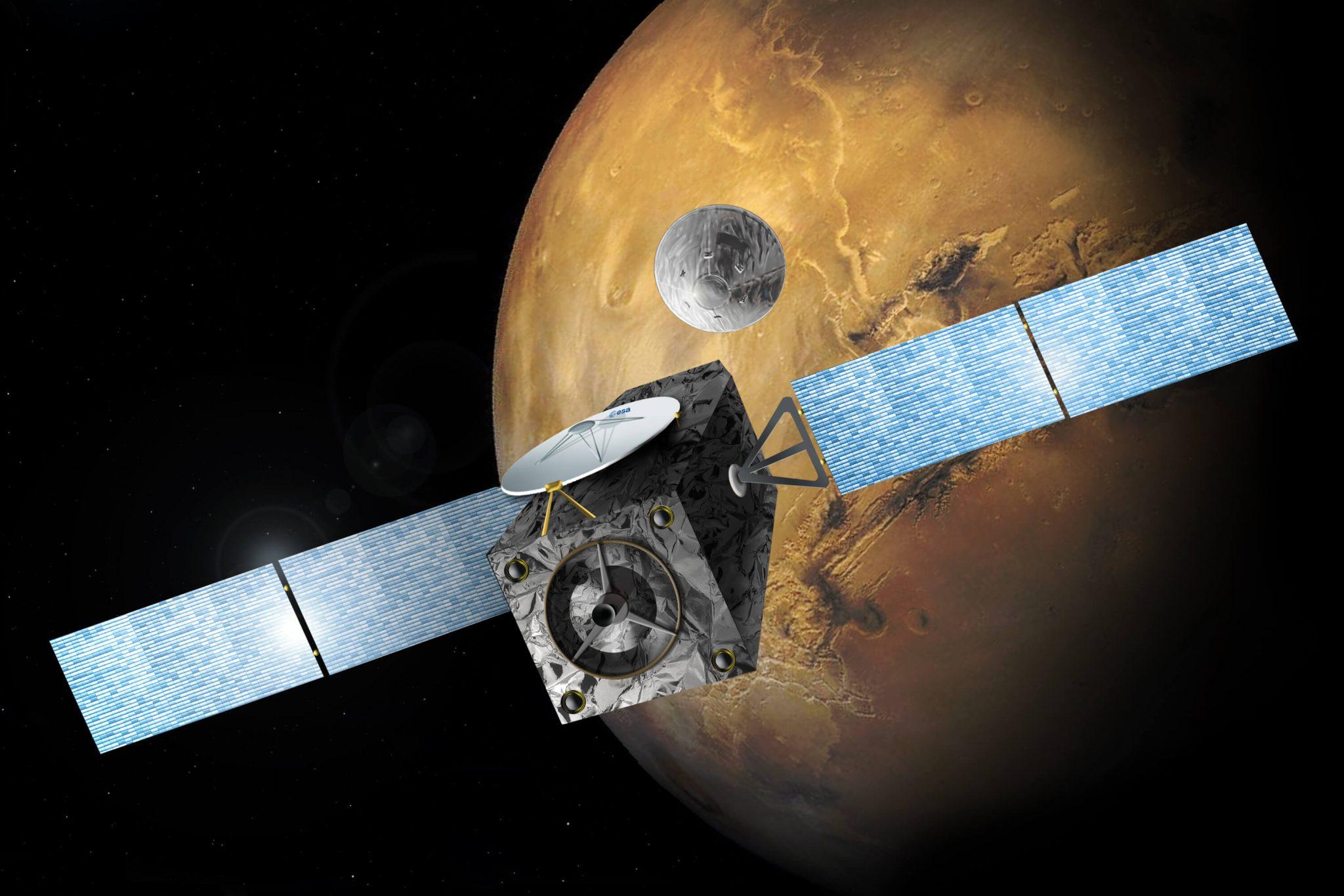 ExoMars : l'Europa in procinto di sbarcare sul pianeta rosso