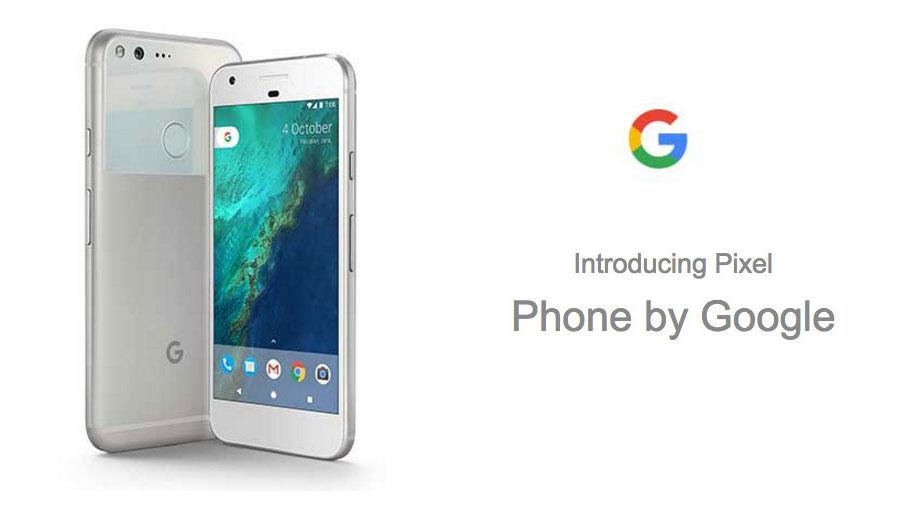 Google Pixel, il primo telefono completamente made in Google.