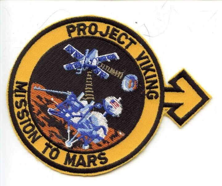 La NASA inaugura le missioni Viking nel 1976.