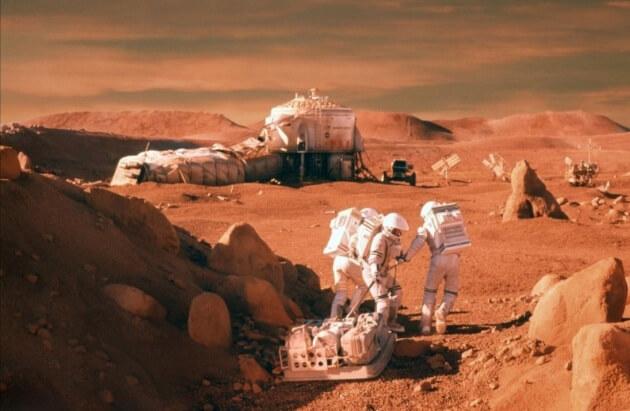 Nel 2030 molto probabilmente saremo in grado di colonizzare Marte!